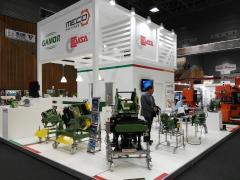 Soluciones de biselado y achaflanado de CEVISA en la feria BIEMH 2016 de Bilbao