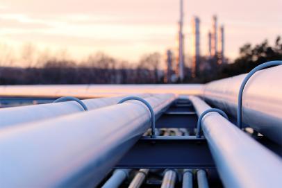 Canalizaciones petroleras