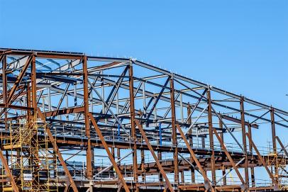 Estructuras metálicas para obras civiles