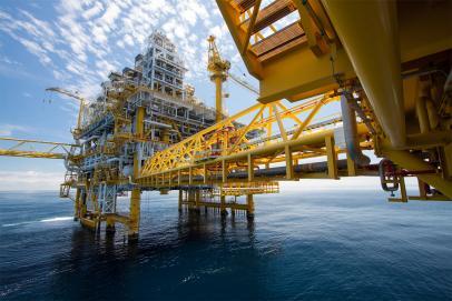 Plataformas y estructuras offshore