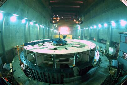 Prototipo industria nuclear